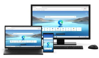 Microsoft Edge turns into the second desktop web browser