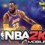 NBA 2K Mobile Mod APK OBB Full Game Download