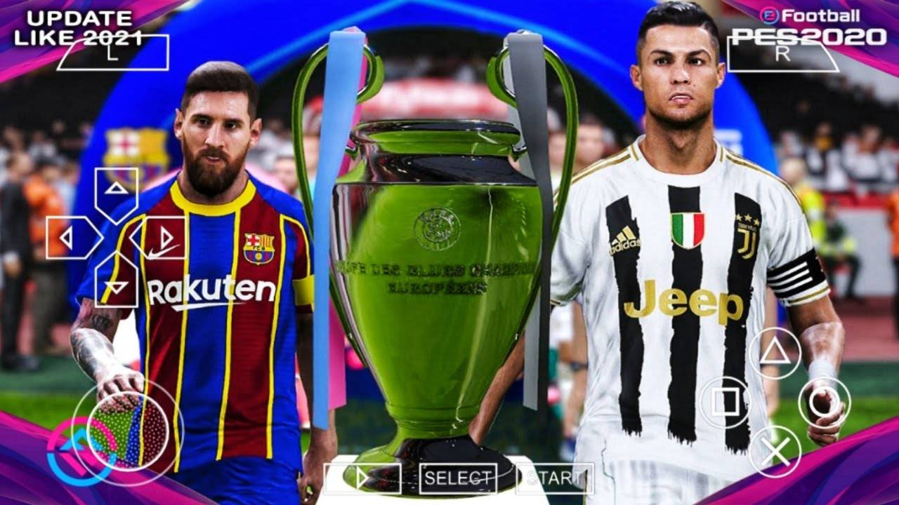 eFootball PES 2020 Offline Android PS4 Camera Download ...