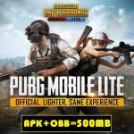 PubG Mobile Lite Mod APK OBB Download