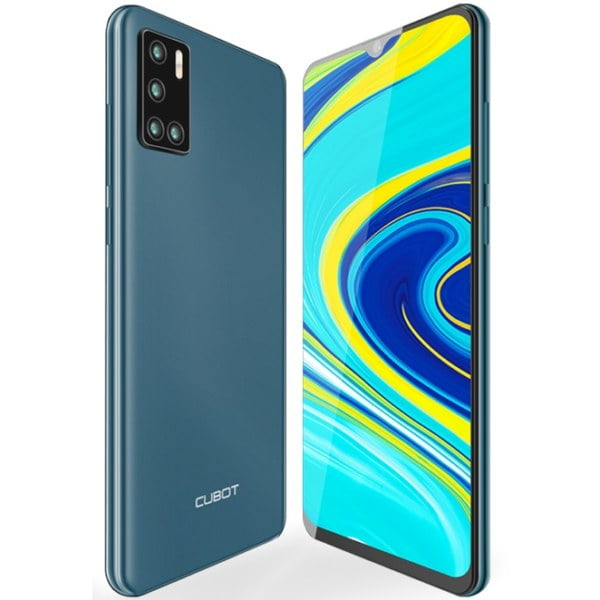 Cubot P40 Specs Review