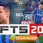 FTS 20 UCL Mod APK Obb Data Download