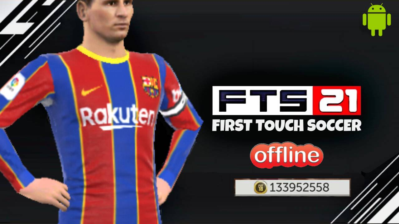 FTS 21 - First Touch Soccer 2021 MOD APK Download