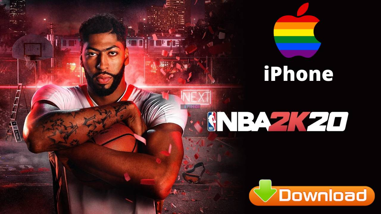 NBA 2K20 for iPhone iOS Free Download