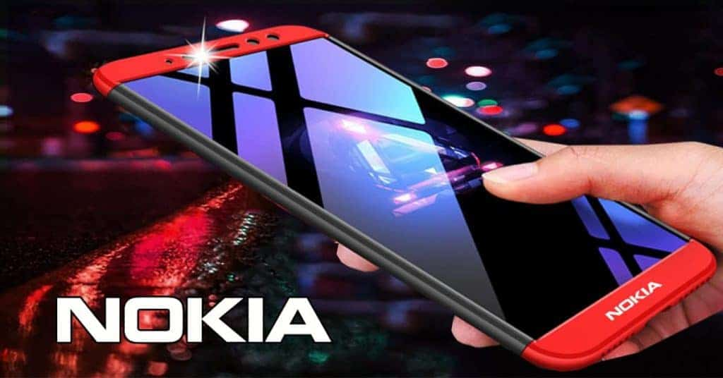 Nokia McLaren Max Pro