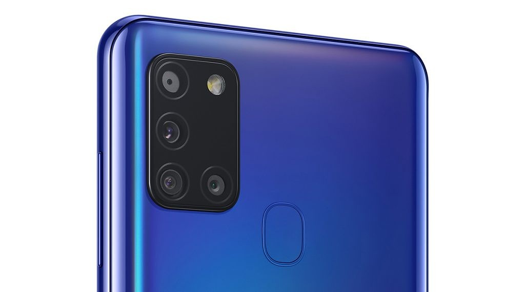 Samsung Galaxy A21s Camera features