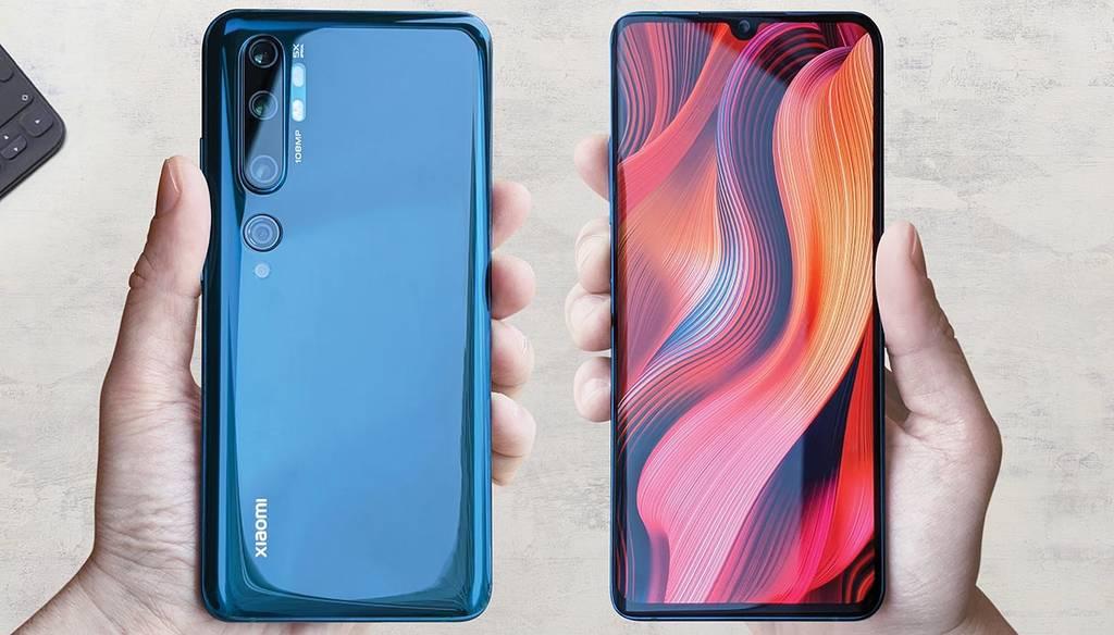 2020 Xiaomi Mi Note 10 Lite