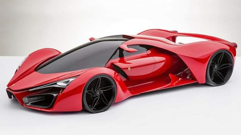 The first electric car Ferrari come five years faster