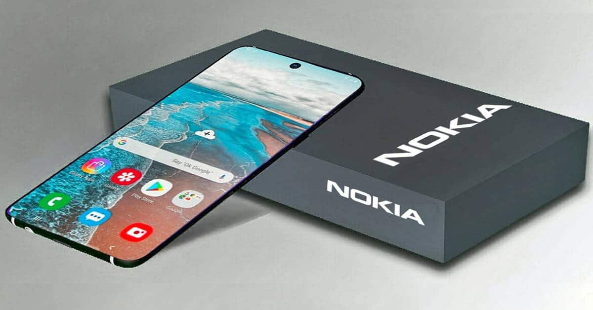 Nokia Curren Plus 2020