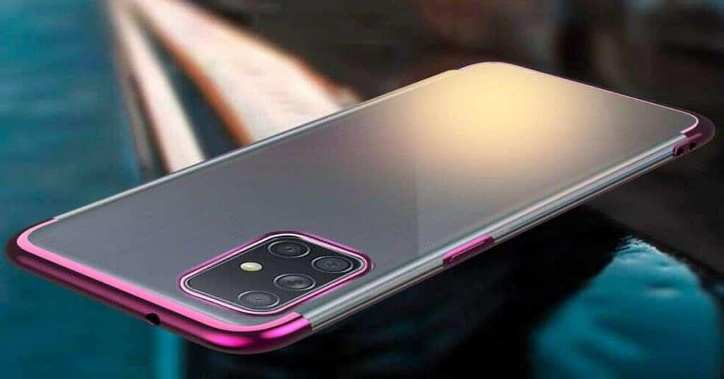 Samsung Galaxy A71: