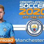 DLS 20 Mod APK Manchester City Download