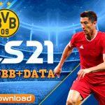 DLS 21 Mod Apk Borussia Dortmund Team Download