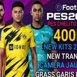 Download PES 2020 Chelito Mod EURO Update Transfers 2021