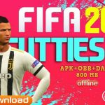 FIFA 20 Android Mod APK Futties Kits 2021 Download