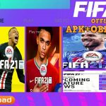 FIFA 21 Offline Mod APK OBB Data Download