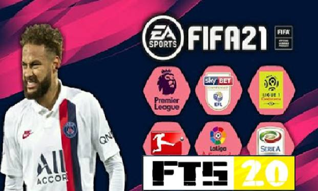 FTS Mod FIFA 2021 New Kits Android Download