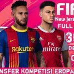 First Touch Soccer Mod FIFA 21 APK+OBB+DATA Download