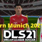 FC Bayern Munich 2021 Kits DLS 20 - Dream League Socce