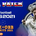 PES 2021 UCL Patch Android Download
