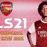 DLS 21 APK Mod Arsenal Kits 2021 Download