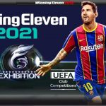 WE 21 for Android - Winning Eleven 2021 Mod APK Download
