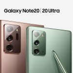 Samsung Galaxy Note20 and Note20 Ultra Available now