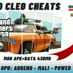 Gta SA Lite Compressed CLEO Cheats APK Download
