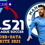 DLS 21 Mod APK Messi on Manchester City Download