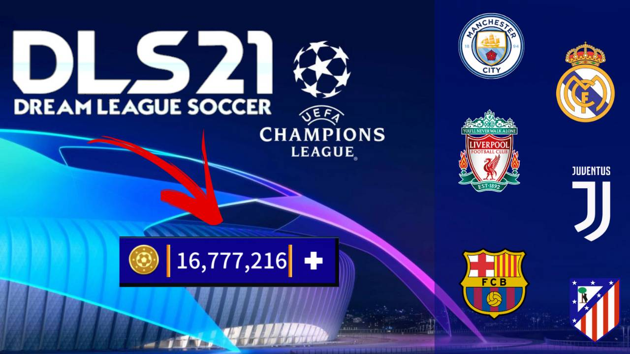 DLS 21 UCL Mod Champions League Edition Android Download