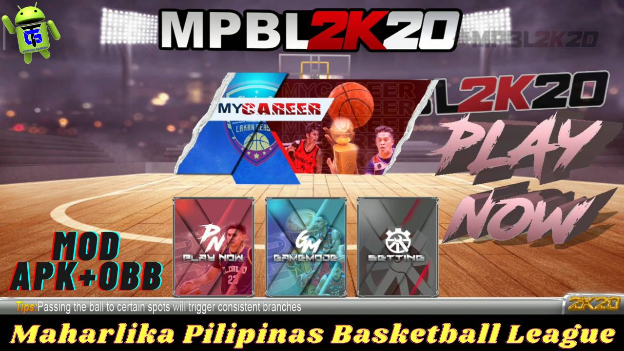 MPBL 2K20 APK Mod Philippines Basketball Game Download