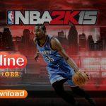 NBA 2K15 APK Mod Full Paid Free Download