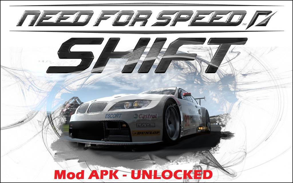 Need For Speed Shift APK Mod OBB Download
