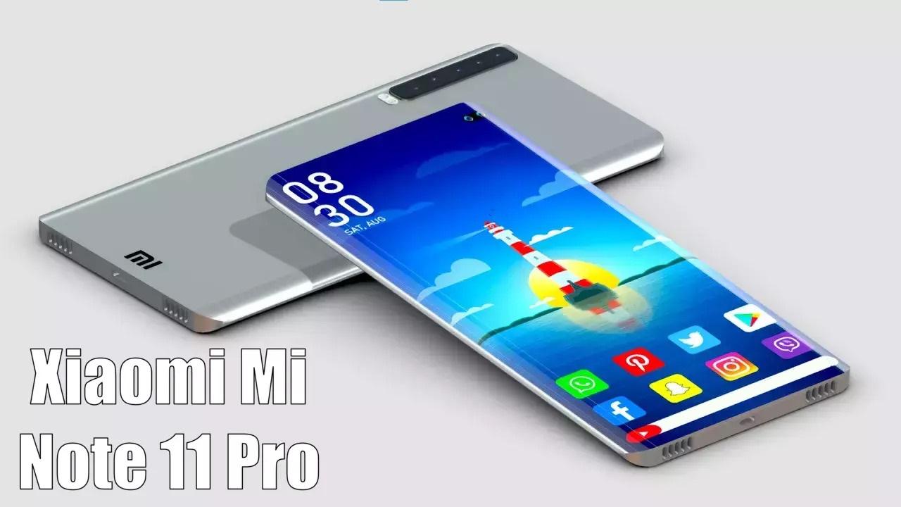 2020 Xiaomi Mi Note 11 Pro