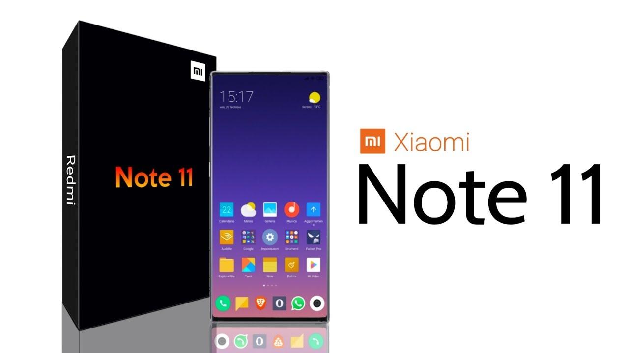 2020 Xiaomi Mi Note 11