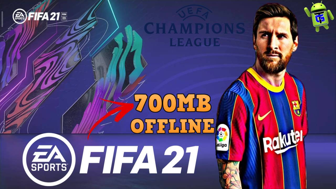 FIFA 21 Android Offline Kits 2021 Download