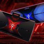 Lenovo Legion gaming smartphone renders