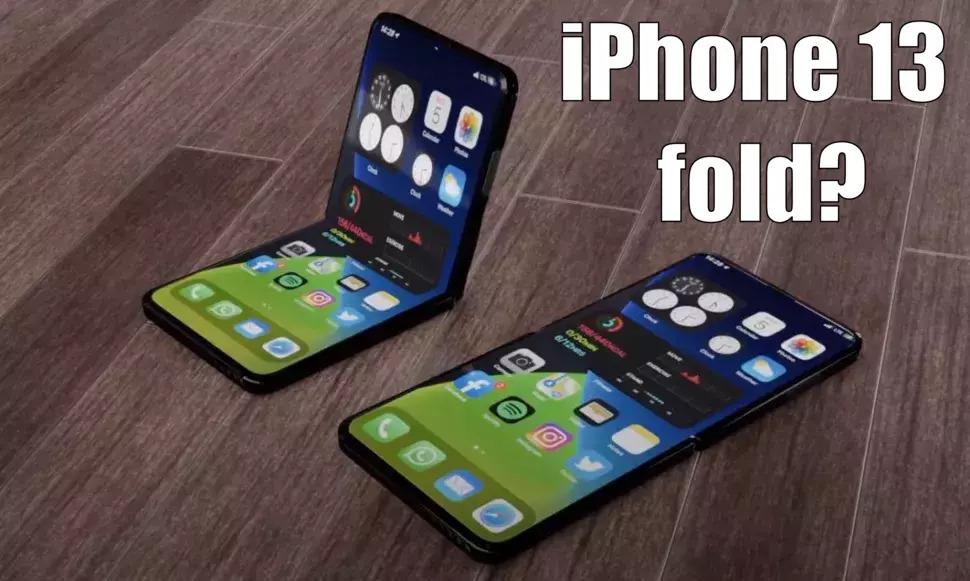 iPhone 13 Fold
