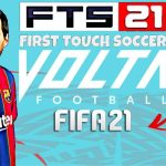 FTS 2021 Mod Fifa 21 Volta Android Game Download