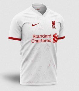 Liverpool 2020-21 Concept Away Kit