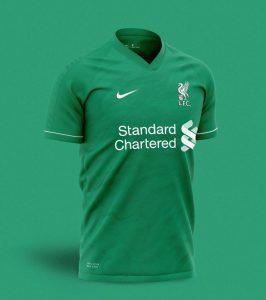 Liverpool 2020-21 Concept Third Kit