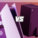 PS5 vs Xbox Series X games console