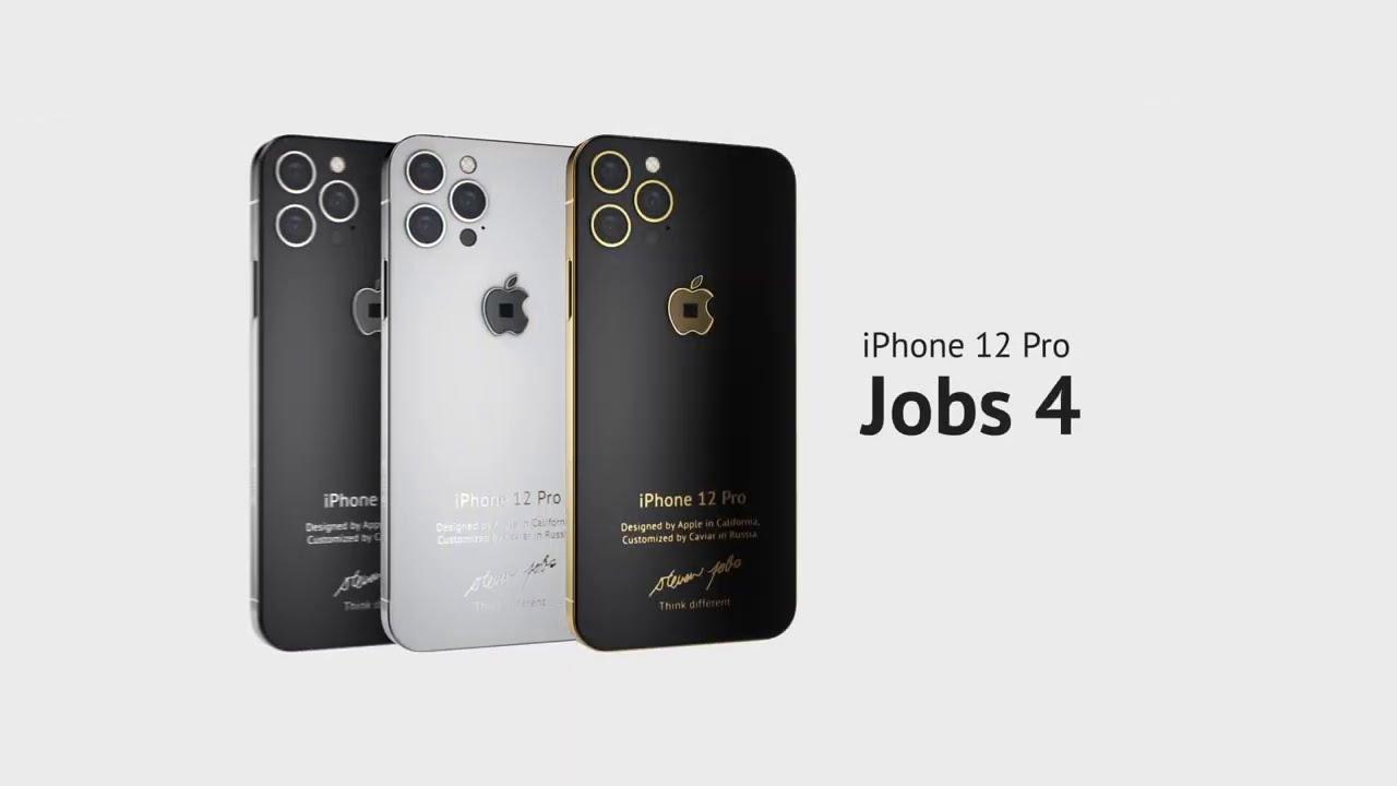 iPhone 12 Pro Max Jobs 4 Gold version