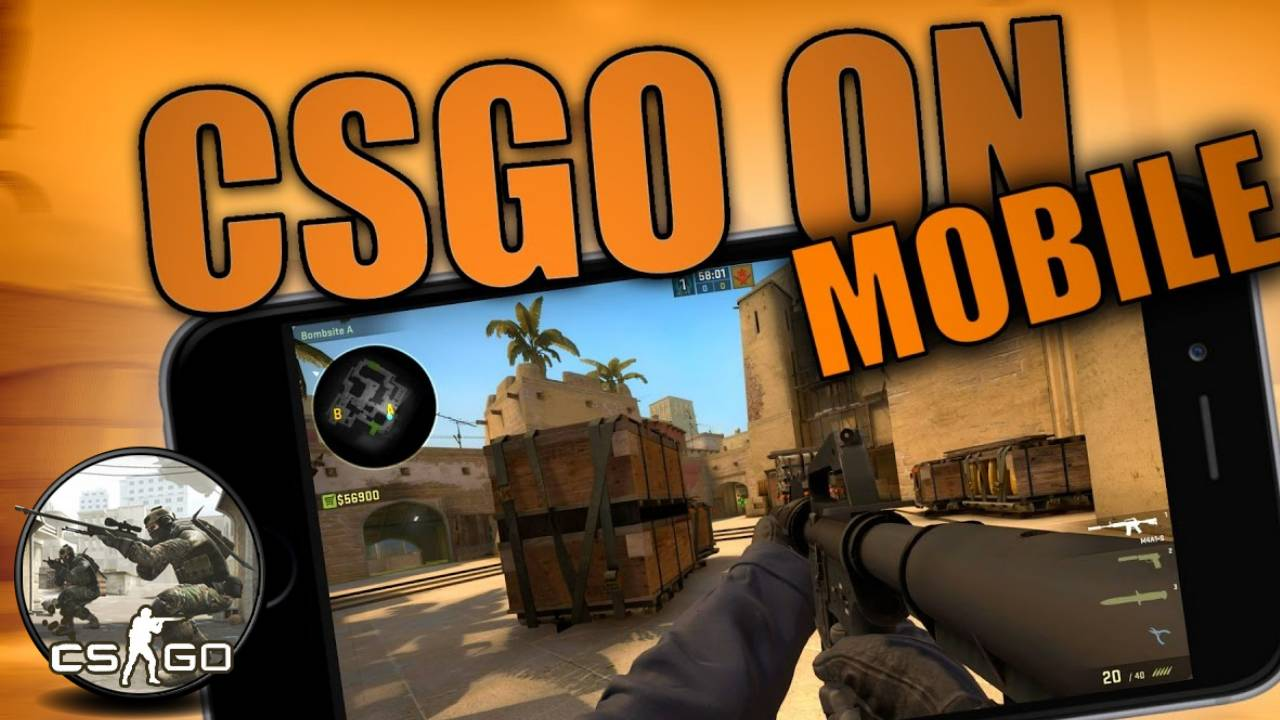 CS GO 2021 Android Mobile Download