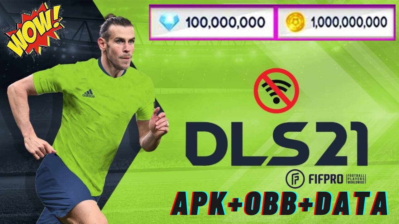 Dls 21 Dream League Soccer 2021 unlimited coins and diamond Download