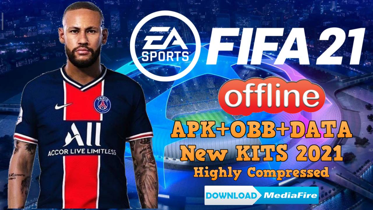 FIFA 21 UCL Data Android Offline Download