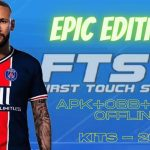 FTS 21 APK Mod Epic Edition Kits 2021 Download