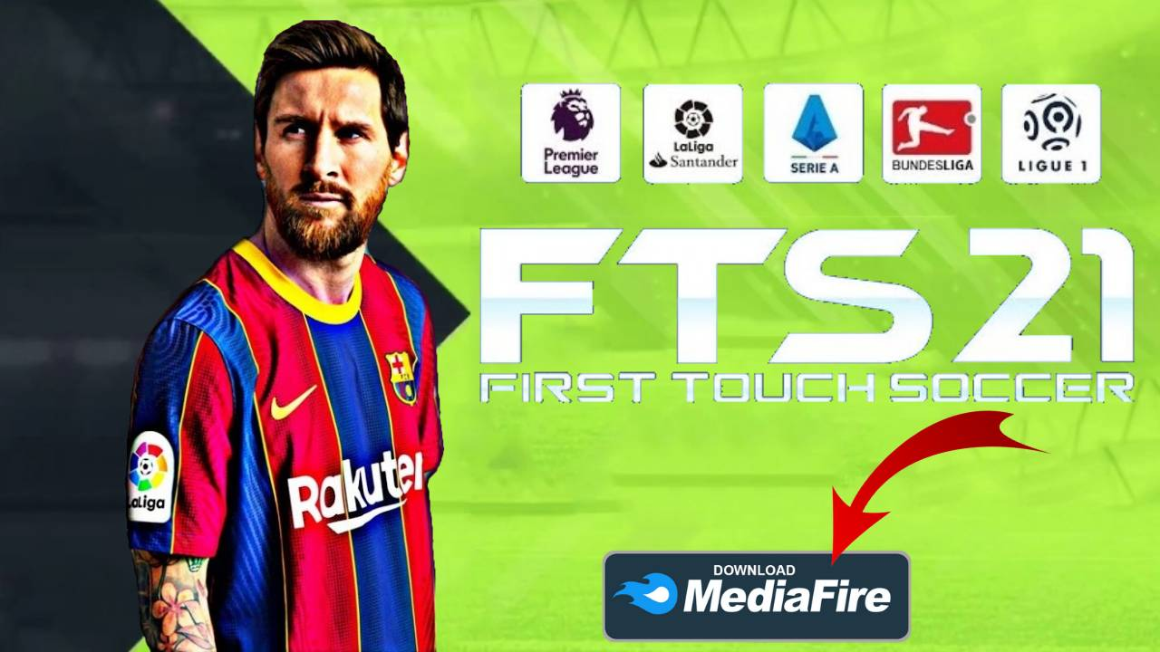 FTS 21 APK - First Touch Soccer 2021 Android Offline Download