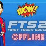 FTS 21 First Touch Soccer 2021 Mod Apk Offline Download