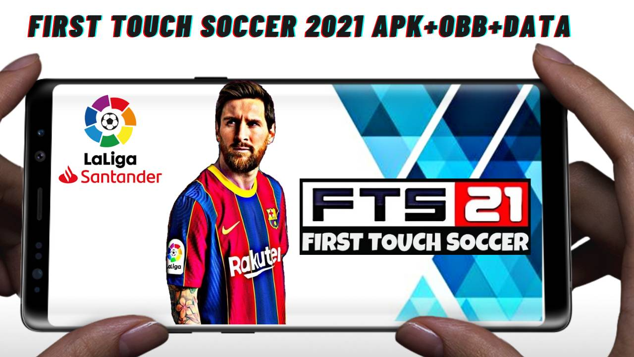 FTS 21 First Touch Soccer 2021 APK Data Download