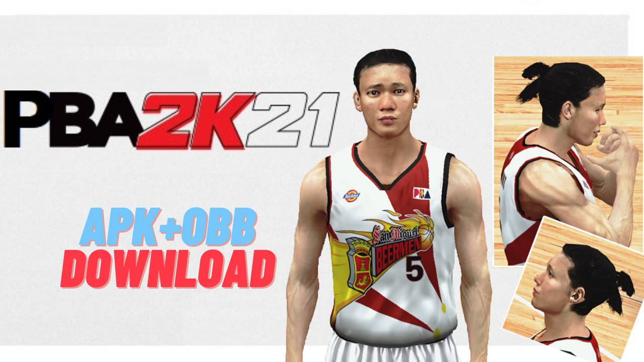 PBA 2K21 APK+OBB Android Download